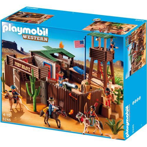 [lokal] Kaufland Hannover: Playmobil 5245 - Großes Western Fort Brave Set