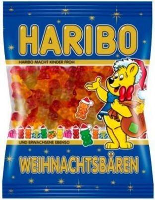 Haribo Weihnachten 6 x 200g für 3,50€ (Amazon)