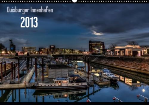 Jahreskalender 2013 Duisburger Innenhafen ab 16,92€