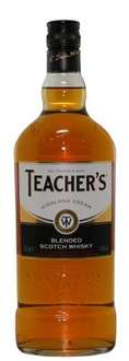 [Bundesweit] Teacher's Blended Scotch Whiskey für 8,99€ beim Lidl