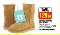 UGG AUSTRALIA Stiefel ab 129,9EUR bei Auchan in Luxembourg