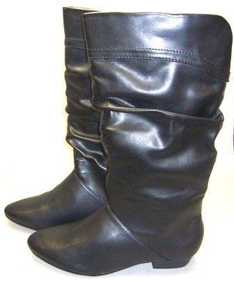 Andres Machado - Stiefel Soft PU (Größe 36+37) für 4,95€ incl. Versand
