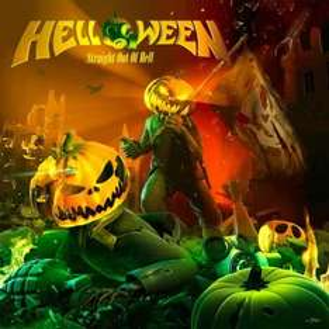 Helloween - Straight Out Of Hell kostenlos anhören