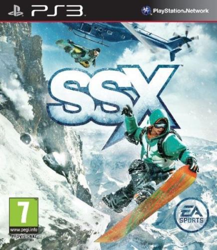[PS3/XBOX] SSX - Snowboard - Neuer Bestpreis!!!