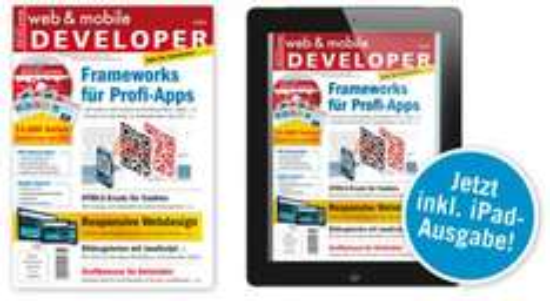2 Ausgaben web & mobile developer Kostenlos