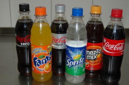 Coca Cola, -Zero, Fanta, Mezzo Mix 0,5 L Flasche nur 55 Cent bei NP