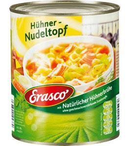 [LOKAL] Erasco Eintöpfe 800g-Dosen nur 1,11 € @Kaufland