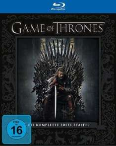 [BLU-RAY] Game of Thrones Staffel 1 @ Amazon.de für 21,97 EUR