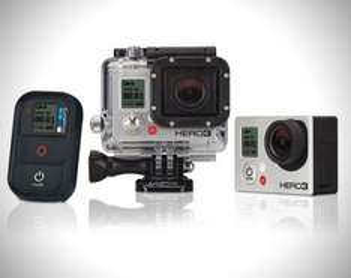 Gopro Hero3 HD Black für 382,46€ bei Karstadt mit Rabattcode
