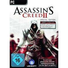 Assassin's Creed 2 Deluxe Edition als PC-Download für 7,97 Euro @Amazon