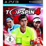 Top Spin 4  PS3 für 39€ @amazon.de