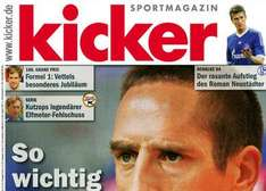 Kicker Jahresabonnement für 80,20€