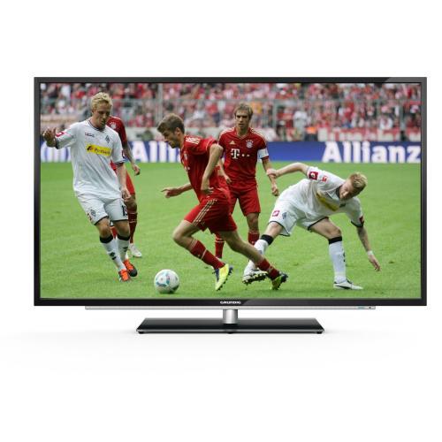 Grundig 32 VLE 9270 BL 80 cm (32 Zoll) 3D LED-Backlight-Fernseher, Energieeffizienzklasse A (Full-HD, 400 Hz PPR, DVB-T/C/S2, Smart Interactive TV) schwarz [Amazon]