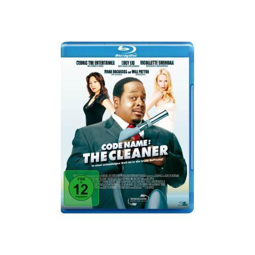 Codename: The Cleaner BluRay für 4,97 inkl. Versand aber mit Wartezeit @Amazon
