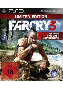 Wieder verfügbar: Far Cry 3 Limited Edition für die PS3 für 39,99€