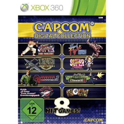 [Amazon] Capcom Digital Collection Xbox360 9,99€ +3€ Versand ohne Prime