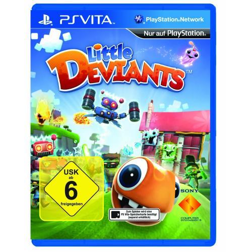 Little Deviants (PSP Vita)