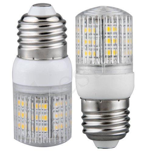 5% Rabatt auf 10X 48er LED E27 Warmweiß Energiesparlampe 3W (34,48€ statt 36,29)