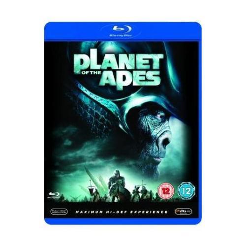 Blu-Ray - Planet der Affen (Remake 2001) für €7,49 [@Play.com]