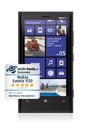 Nokia Lumia 920 + AllnetFlat Vodafone (MoWoTel)