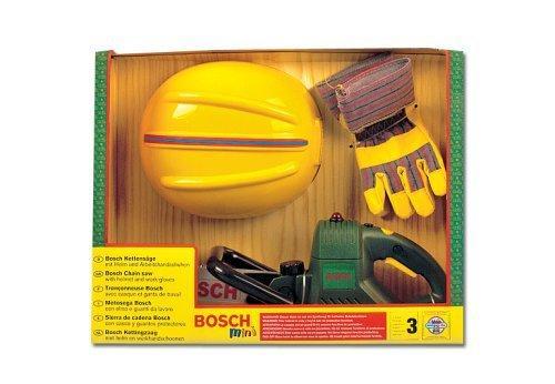 Theo Klein 8435 Bosch Kettensäge mit Helm und Handschuhen für Kinder ab 12,18 Euro @Amazon