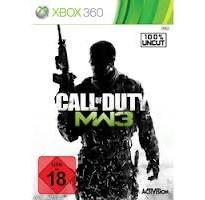 Call of Duty  MW3 für X-BOX-360.Neu und eingeschweißt, in deutsch.