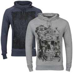 [Thehut] Crosshatch Mens 2-Pack Batyan & Malcome Sweats für 15.49€