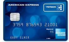 Kostenlose American Express Kreditkarte mit Gutschrift von 3.000 Payback Punkten (30 €)