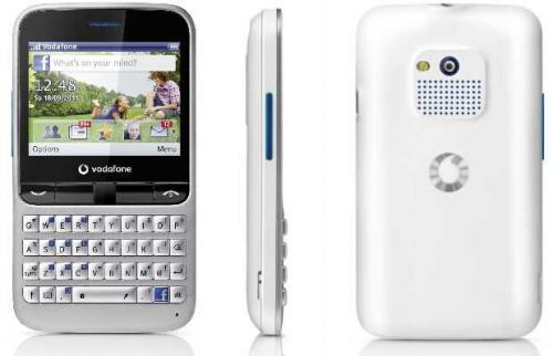 (ONLINE) Vodafone 555 Blue für 7,99 €