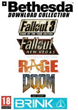 Bethesda Bundle (inkl. Fallout 3, RAGE. Doom 3, Brink usw)
