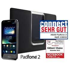 ASUS PadFone 2 32GB bei Cyberport !