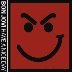 (UK) Bon Jovi - Have A Nice Day (Limited Deluxe Edition) [CD+DVD] für 4.57€ @ play ( moviemars)