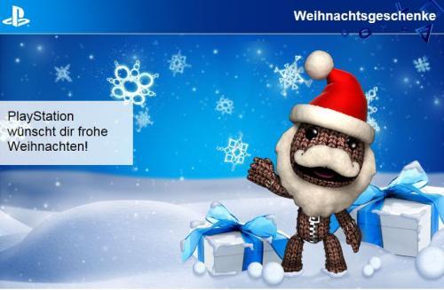 Playstation Network Spielegeschenke für PS Vita und PSP