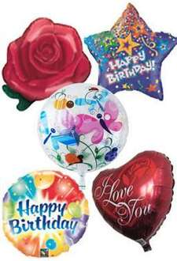 3 Folienballone für nur 5,50€ dank 5€ Qipu Cashback