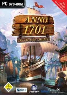 Anno 1701 - Der Fluch des Drachen (Add-on) für 4,99€ @amazon download