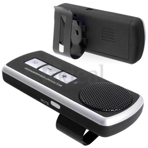 Freisprechanlage fürs Auto mit Bluetooth für 11,89€ inkl. Versand