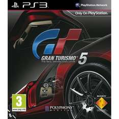 Gran Turismo 5 PS3 PEGI Version