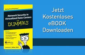 Netzwerksicherheit im virtualisierten Rechenzentrum für Dummies (eBook)