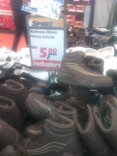 Walkmax Winter Fitness-Schuhe 5 €