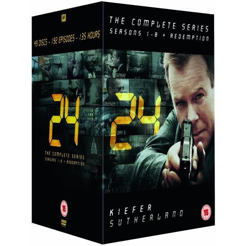 24 komplette Serie inkl. Redemption für 57 Euro