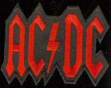 (USA) AC/DC (Audioslave, Cradle Of Filth, Evanescence, Soulfly, System Of A Down, Disturbed, H.I.M.) Patches Aufnäher für 1,88€ @ Ebay