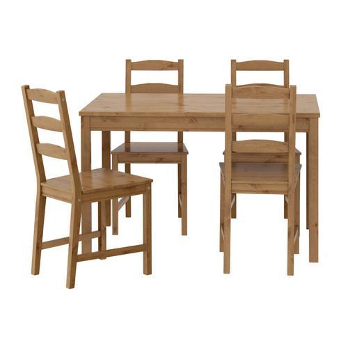 [Lokal IKEA Essen] Tisch + 4 Stühle Jokkmokk €40 billiger nur am 26.01.2013