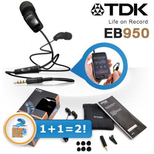 Duopack TDK EB950 In-Ears @ iBood