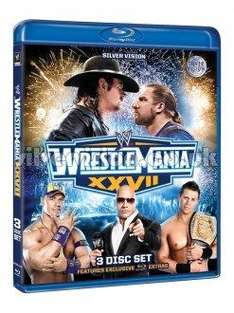 WWE (World Wrestling Entertainment) DVDs und Blu Rays im Ausverkauf bei silvervsion.co.uk