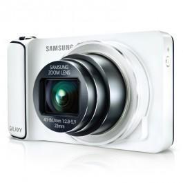 SAMSUNG EK-GC100ZWA Galaxy Camera weiß