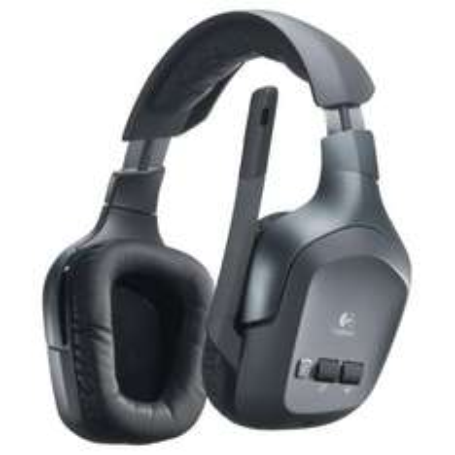 Logitech Wireless Headset F540, Headset für PC, PS3 & Xbox360