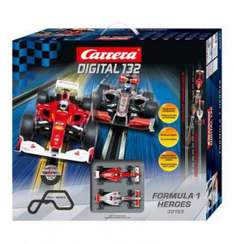 Carrera Digital 132 - Formula 1 Heroes