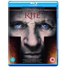 Blu-Ray - The Rite – Das Ritual (2 Discs) für €5,01 [@Play.com]