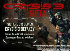 Crysis3 (Deutsch) | Open Beta Facebook Origin Key