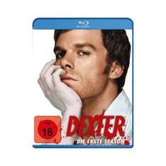 Dexter Staffel 1-4 Blu-rays für jeweils 16,18 € bei Amazon.it (Deutsche Version)